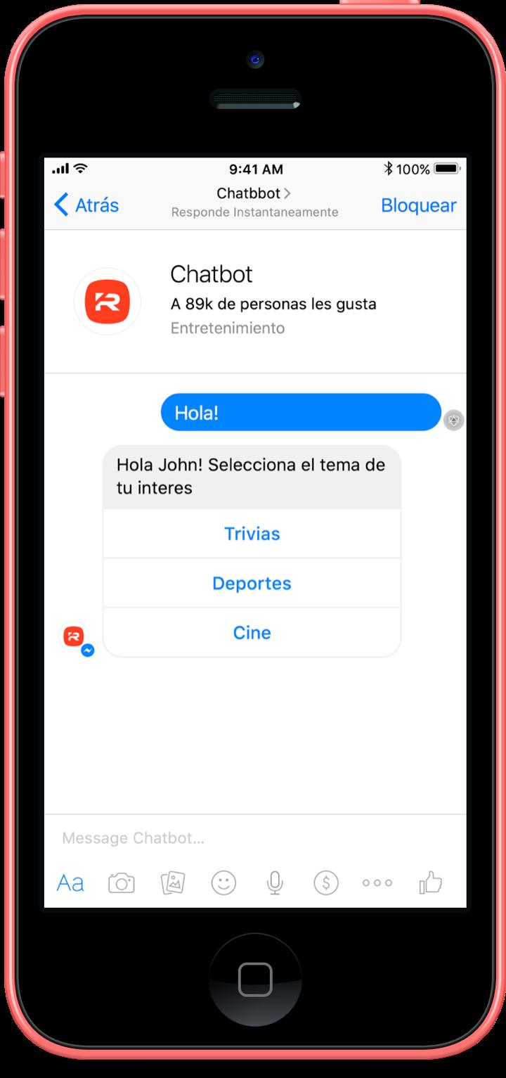 Chatbots — App